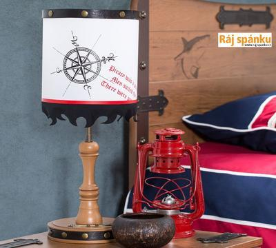 Lampa Black Pirate 21.10.6313.00 - 2