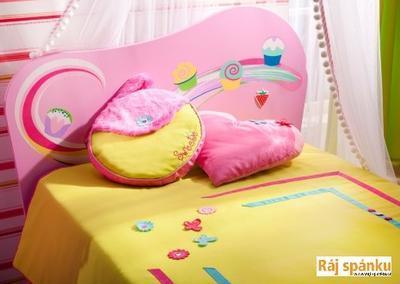Přehoz Cupcake + 2 polštářky 21.04.4463.00 - 2