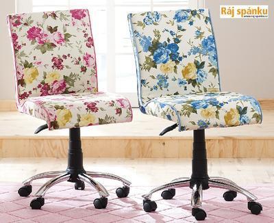 Židle Flora Soft Modrá 21.08.8448.00 - 2