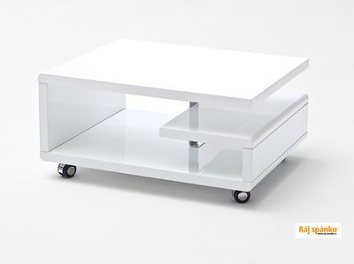 Kira konferenční stolek kolečkový - 2