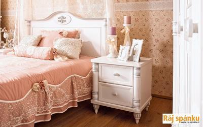 RomanticPřehoz  + dekorace 21.04.4482.00 - 2