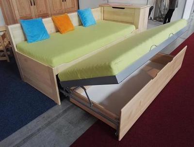 Alika I.  Rozkládací postel - 2