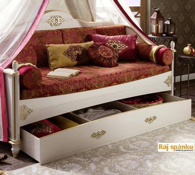 Sultan Zásuvka pod postel Trůn 20.21.1308.00 - 2