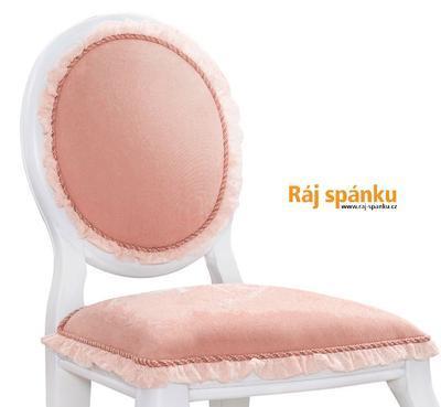 Židle Romantic 21.08.8466.00 - 2