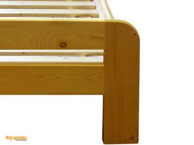 Simona postel gaučového typu - 2