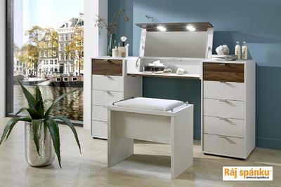 Catania toaletní stolek - 2