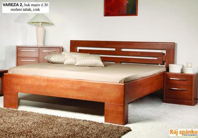 Varezza - vysoká postel nejen pro seniory - 2