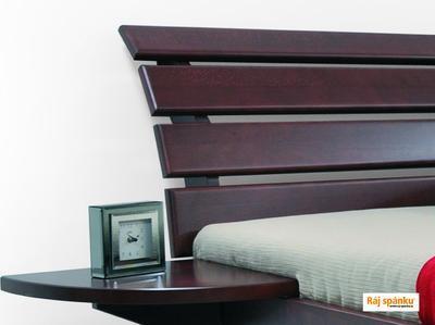 Kristýna - postel s úložným prostorem - 3