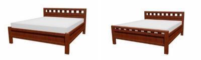 Atos masivní postel - 3