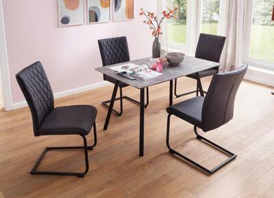 BURSA jídelní židle - 3