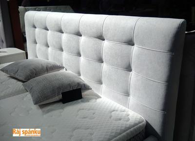 Dela I celočalouněná postel, 160x200 | 2. cenová skupina - 3