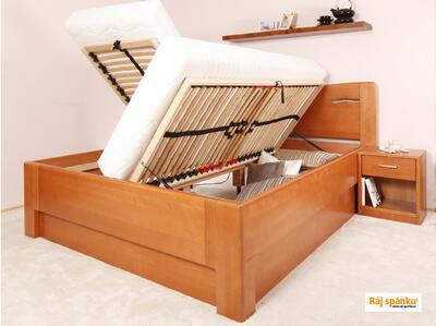 Varezza BOX - postel s úložným prostorem - 3