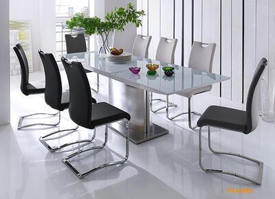 Koeln Jídelní židle s odpruženou podnoží - 3