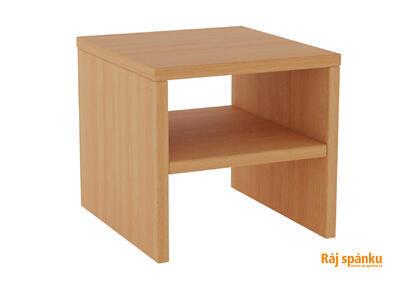 Flora Noční stolek policový - 3