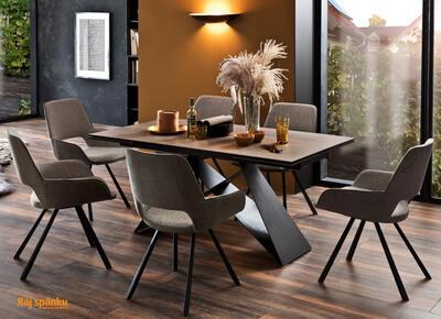 Parana jídelní židle - 3