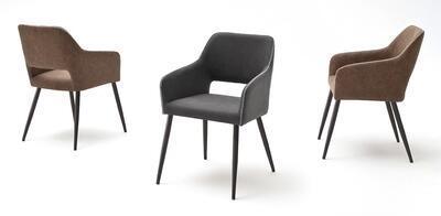 Trieste jídelní židle - 3