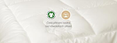 Organic Přikrývka - 3