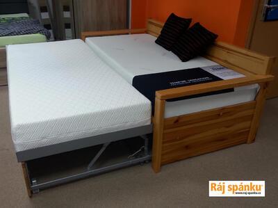 Alika IV. rozkládací postel - 3