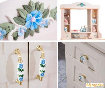Flora Standard Šatní skříň 3-dveřová 20.01.1003.00 - 3