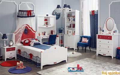 Židle Modrá otočná  21.08.8471.00 - 3
