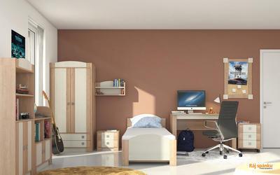 Bořek - variabilní dětský pokojík - 3