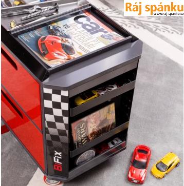 Champion Racer Box na kolečkách 20.35.1504.00 - 3