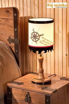 Lampa Black Pirate 21.10.6313.00 - 3