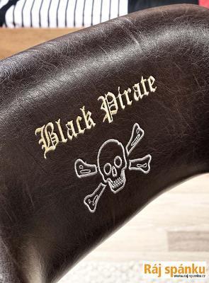 Židle Black Pirate Plus 21.08.8461.00 - 3