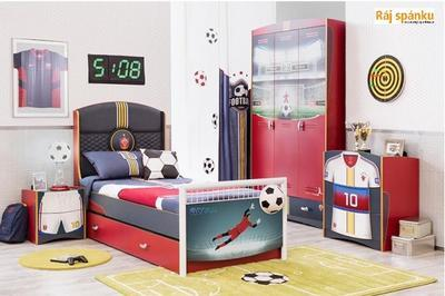Přehoz Fotball+ dekorace 21.04.4493.00 - 3