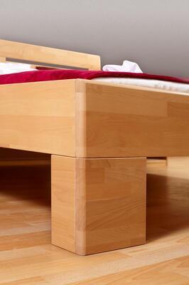 Leona 1 Buková postel - 3