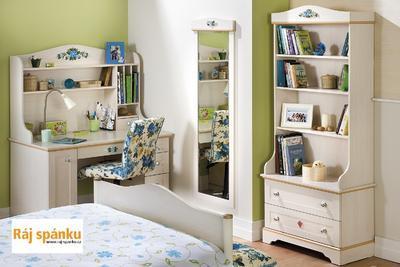 Židle Flora Soft Modrá 21.08.8448.00 - 3