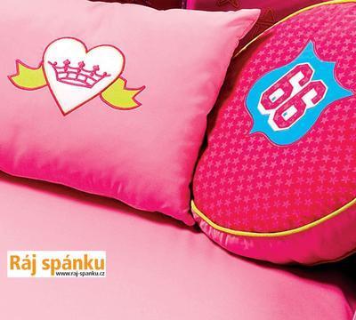 Přehoz BiPinky + 2 polštářky 21.04.4462.00 - 3