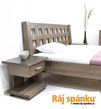 Kira- postel z masivu - 3