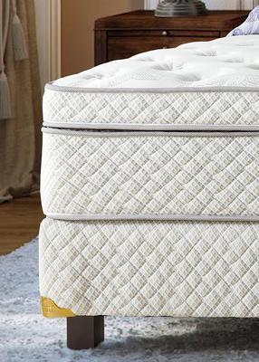 Q2 Luxusní boxspringová postel amerického typu. - 3
