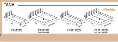 Tana postel - 3