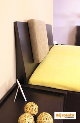 Novako postel s úložným prostorem - 3