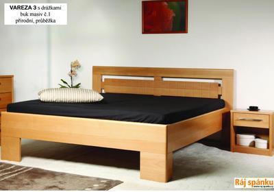 Varezza - vysoká postel nejen pro seniory - 3