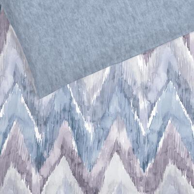 Cikcaky modrofialové Povlečení - 4