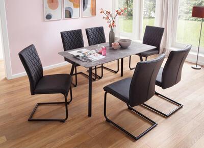 BURSA jídelní židle - 4