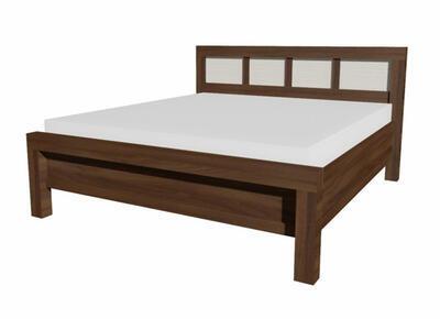 Charlotte masivní postel - 4