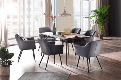COVINA jídelní židle - 4