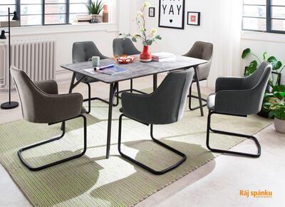 CURACAO jídelní židle - 4