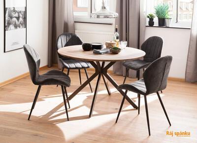 Lima jídelní židle - 4