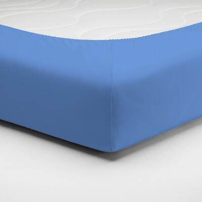 Prostěradlo Kobaltově modrá 171-338 - 4