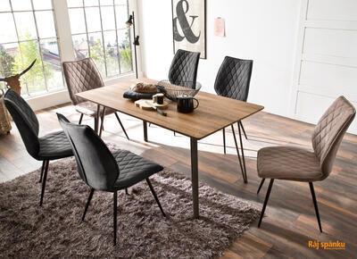 Navarra jídelní židle - 4