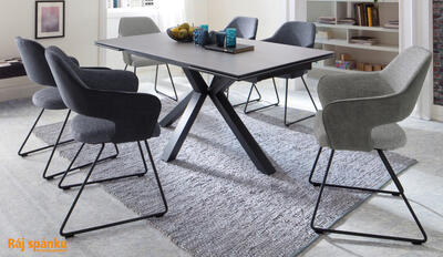 Newcastle jídlení židle - 4