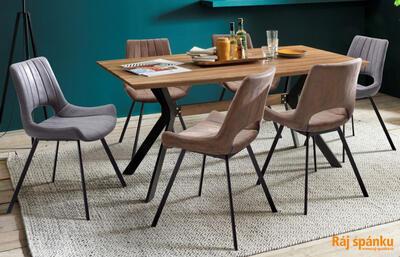 Olympia jídelní židle - 4