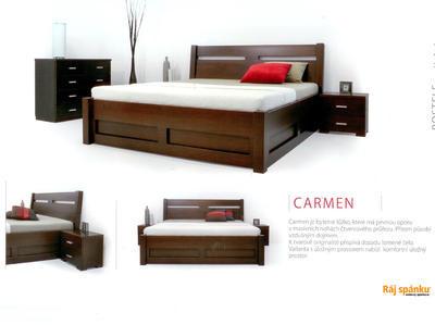 Carmen - postel s úložným prostorem - 4