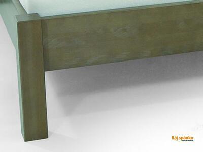 Kira- postel z masivu - 4