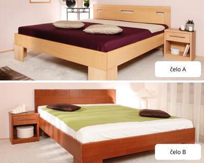 Varezza 6 manželská postel - 4